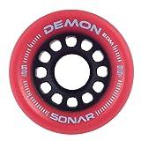 Riedell Skates Sonar Demon EDM 62mm Indoor Skate