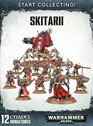 Games Workshop Start Collecting! Skitarii Warhammer 40,000