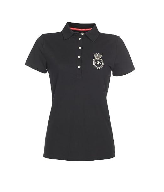 Xfore Camiseta Polo de Golf St.Yves para Mujer con Logo Tipo ...