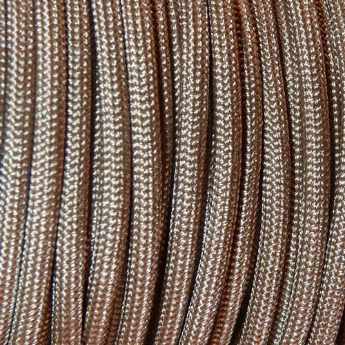 MilSpec Paracord Coyote Brown 498, 1,010 ft. Spool, Military Survival Braided Parachute 550 Cord. Use with Paracord Tools for Tent Camping, Hiking, Hunting Ropes, Bracelets & Projects. Plus 2 eBooks. by Paracord 550 Mil-Spec (TM) (Image #2)