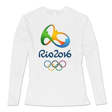 5c12d8c30baa3 Gerald Obrien Vary Women's Rio 2016 Olympic Games Long Sleeve T-Shirt