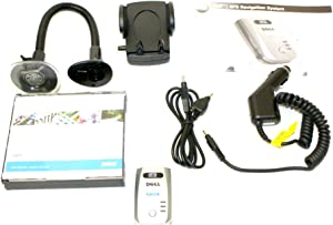Dell Axim X50v X50 GPS Navigation Bluetooth System Accessories Included KD062