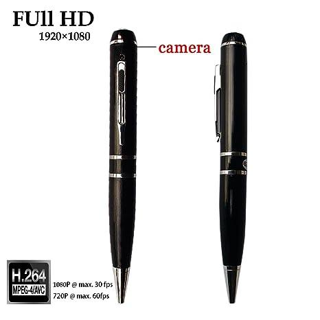 Professional Grade Recorder 16GB HD500 1080P HD Spy Video Camera Recording Pen
