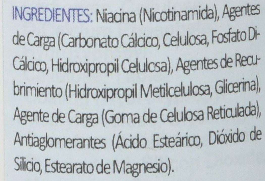 Lamberts Nicotinamida 250mg - 100 Tabletas: Amazon.es: Salud y cuidado personal