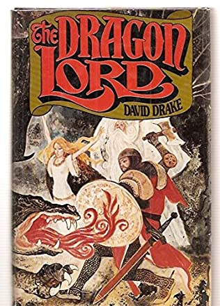 book cover of The Dragon Lord