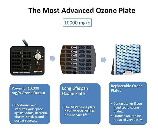 Amazon ozonlife mercial Ozone Generator 10 000mg h