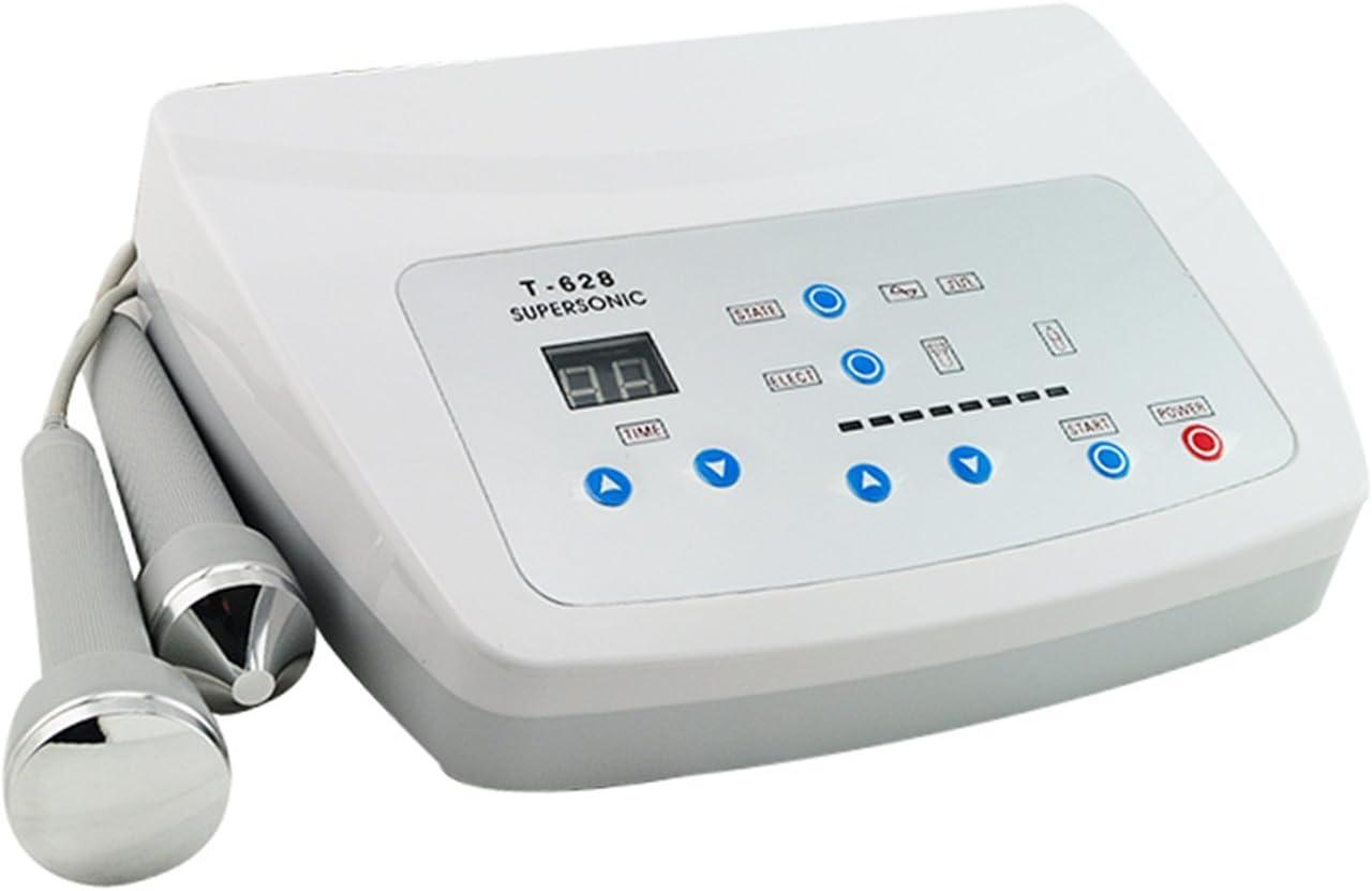 Denshine Maquina Ultrasonica de La Piel Del Cuerpo Facial Masajeador Maquina Dolor Terapia de Ultrasonido Ultrasonido Estetico