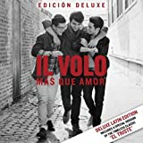 Music : M?s Que Amor [CD/DVD Combo][Deluxe Edition] by Il Volo (2013-05-04)