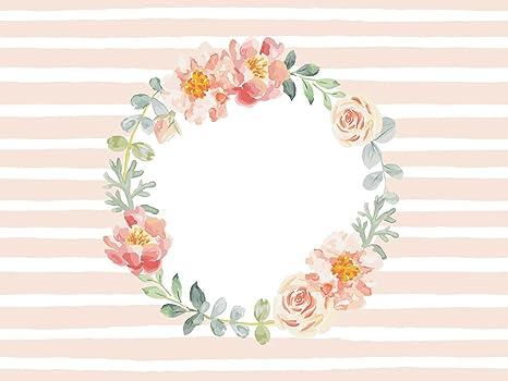 Muzi Fondali Fotografia Motivo Floreale Con Rose Rosa E Bianco
