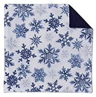 Handmade Snowflake Holiday Pocket Square - Infants to Adult - Made in the USA