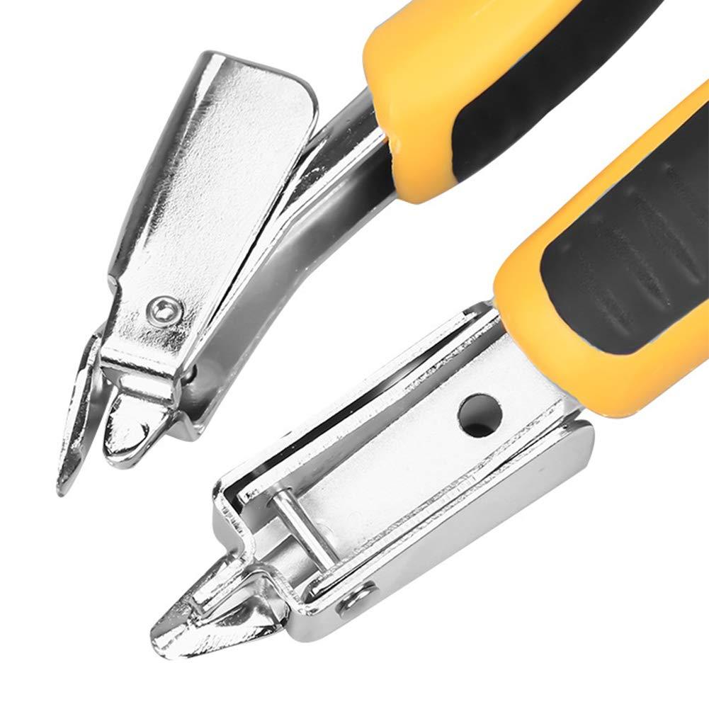 Mayyou Push Pin alicates Panel Pins Remover Herramienta Pernos de Acero Largos Tachuelas Clavos Madera Fix