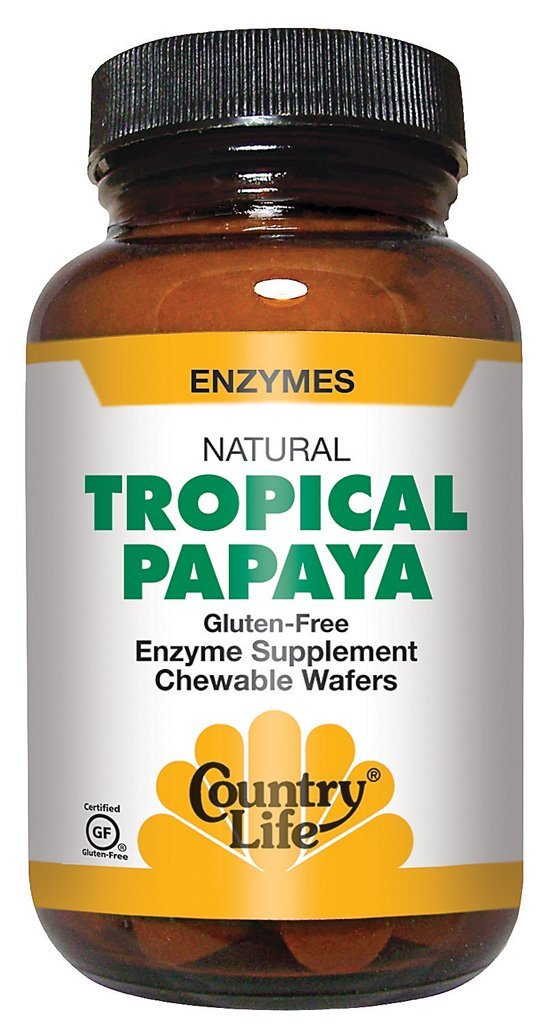 Natural Tropical Papaya 500 Wafers