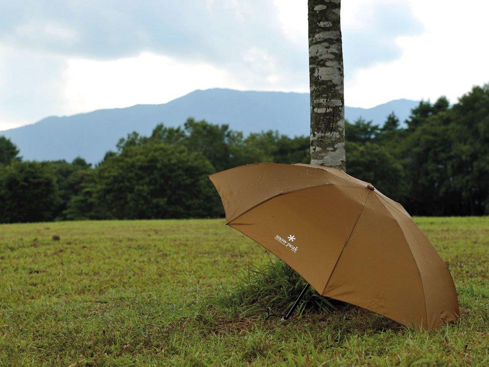 折りたたみ傘 スノーピーク