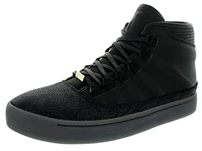 d535b483298a Nike Jordan Mens Jordan Westbrook 0 Black Metallic Gold Black Casual Shoe  10 Men