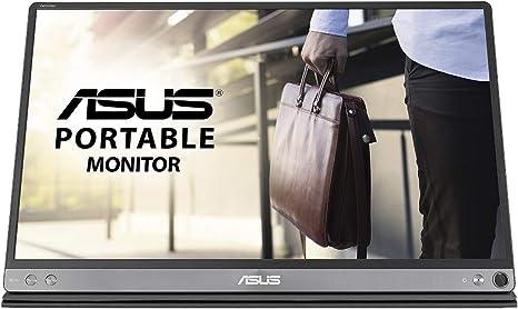 ASUS ZenScreen MB16ACM - Monitor portátil USB de 15.6