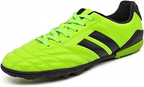 FidgetFidget Zapatillas Zapatillas Zapatillas Deportivas Zapatillas Baratas TF Turf Futsal Fútbol Cuchillas: Amazon.es: Deportes y aire libre