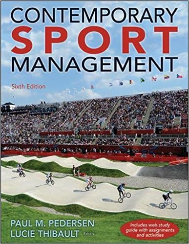 Amazon contemporary sport management 6th edition with web study contemporary sport management 6th edition with web study guide 6th edition fandeluxe Gallery