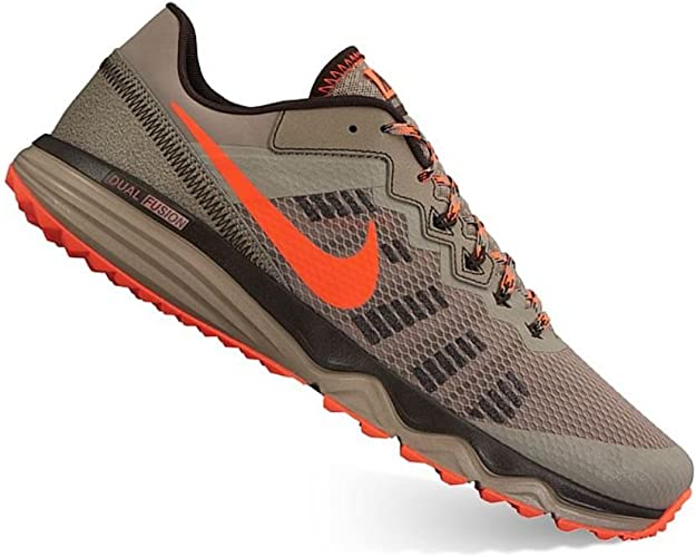 Hollywood Señal progresivo  Nike Dual Fusion Trail 2, Size 11: Amazon.co.uk: Shoes & Bags