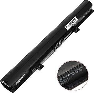 New PA5185U-1BRS PA5195U-1BRS 45Wh Battery Compatible with Toshiba Satellite C50 C55 C55D C55T L55 L55D C55-B C55-B5200 C55-B5270 C55D-B5310 C55-B5300 C55-C5241 Series,fit PA5184U-1BRS PA5186U-1BRS