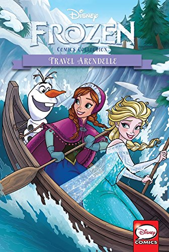 Disney Frozen Books (Disney Frozen: Travel Arendelle: Comics Collection (Disney Frozen Comics Collection))