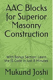 Buy AAC 'aircrete' Blocks and Masonry Book Online at Low