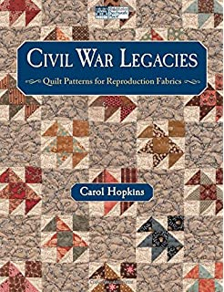Barbara Brackman's Civil War Sampler: 50 Quilt Blocks with Stories ... : civil war quilt blocks - Adamdwight.com