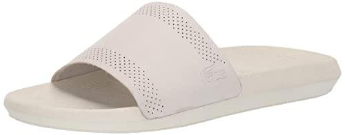 60c5715e03c Lacoste Croco Slide Sandalia para Hombre  Amazon.com.mx  Ropa ...