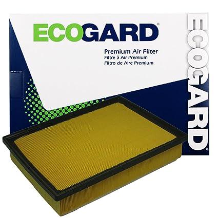Amazon com: ECOGARD XA6122 Premium Engine Air Filter Fits