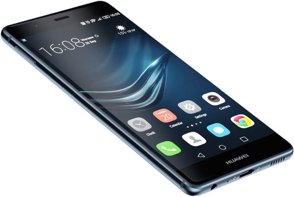Huawei EVA de L09 Blue Smartphone P9 LTE (13,2 cm (5,2 Pulgadas), 32 GB, Android 6.0 Marshmallow) Azul: Amazon.es: Electrónica