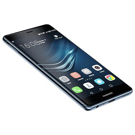 Huawei EVA de L09 Blue Smartphone P9 LTE (13,2 cm (5,2 Pulgadas ...