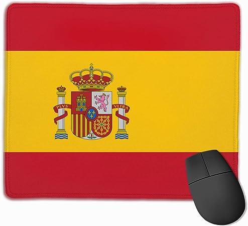 yantaiyu Alfombrilla Antideslizante Alfombrilla Resistente A La Bandera De España con Goma Antideslizante 25 * 30Cm: Amazon.es: Electrónica