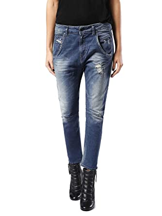 Großhandelsverkauf UK-Shop strukturelle Behinderungen Diesel Fayza 0854U Damen Jeans (25W / 32L, Blau): Amazon.de ...