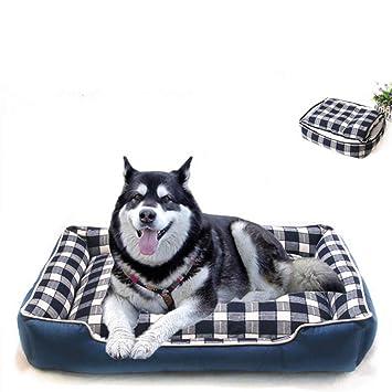 Caseta para Perros Desmontable - Teddy Golden Retriever Perro Grande Fabricante de nidos Cama para Perros