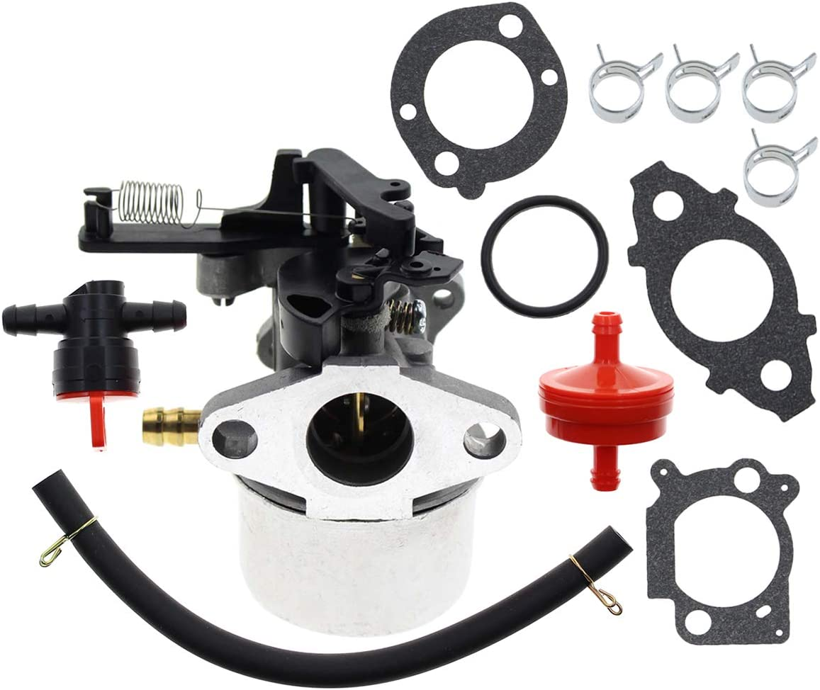 AUTOKAY Carburetor for Briggs Stratton 875Exi 190cc Craftsman Troy Bilt Pressure Washer