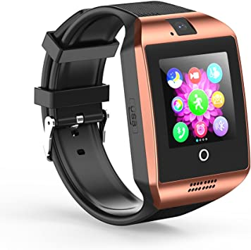 Smartwatch SHFY Q18 - Reloj Inteligente con Pantalla Táctil ...