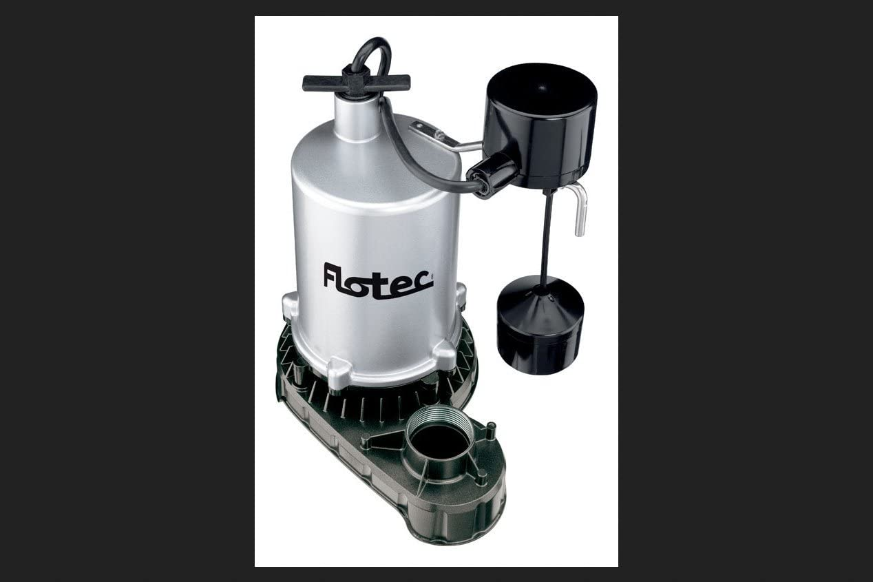 PENTAIR WATER FPZT7550 1 hp Zinc Sump Pump