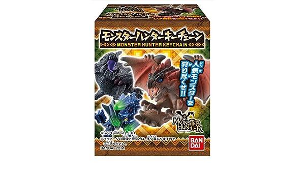 Bandai Shokugan Monster Hunter Keychain (Set of 10) by ...