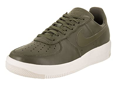 024f6600bde NIKE Air Force 1 Ultraforce Leather Footwear Navy-Blue Mens Trainers Sneaker  Shoes  Amazon.co.uk  Shoes   Bags
