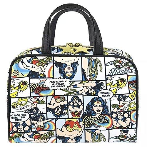 SOHO Wonder Woman Weekender Cosmetic Bag