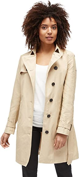 TOM TAILOR Womens Trenchcoat