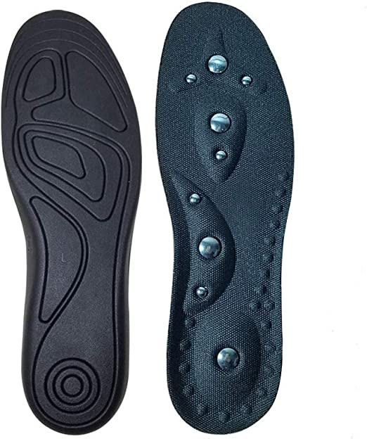 ZHZG Plantillas de acupresión, Plantilla magnética de algodón con Memoria, Plantilla de Masaje magnético (Size : M(39~42)): Amazon.es: Hogar
