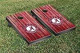 NCAA Alabama Crimson Tide Weathered Version Cornhole Game Set