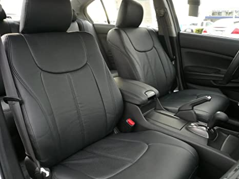 2010 Ford Fusion S Se Sports Clazzio Leather Seat Covers