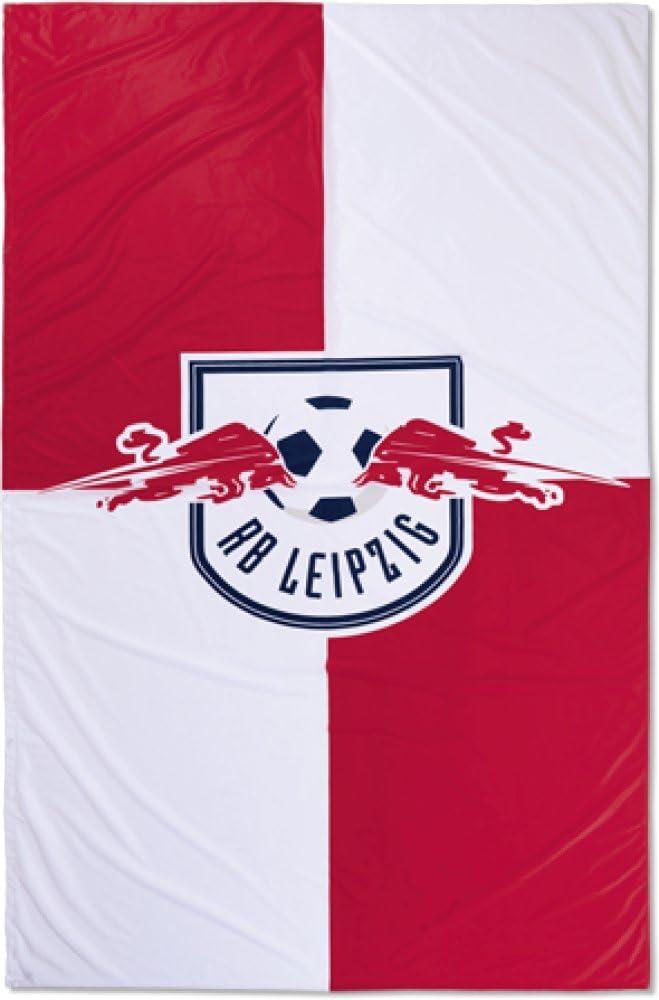 Bandera RB Leipzig – 150 x 250 cm, incluye adhesivo, Flaggenfritze – Bandera: Amazon.es: Deportes y aire libre