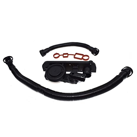 Amazon.com: Crankcase Breather Hose & Control valve & Seal For Audi TT A4 Quattro VW Passat: Automotive