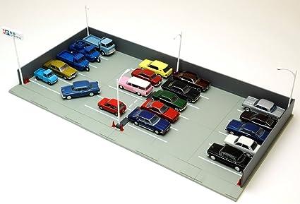 Diorama Tomicarama Vintage 03a Parking by Tommy Tech by Tommy Tech: Amazon.es: Juguetes y juegos