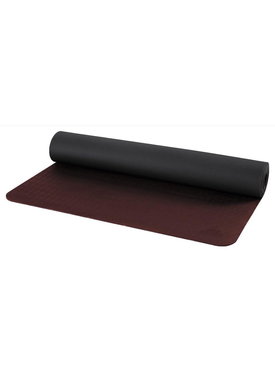 Prana Large E.C.O. yoga mat, marrón, large: Amazon.es ...