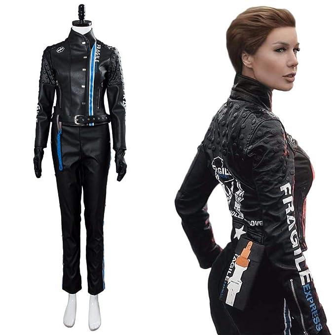 Luxury & Trendy Disfraz de Lea Seydoux para Cosplay, Traje ...