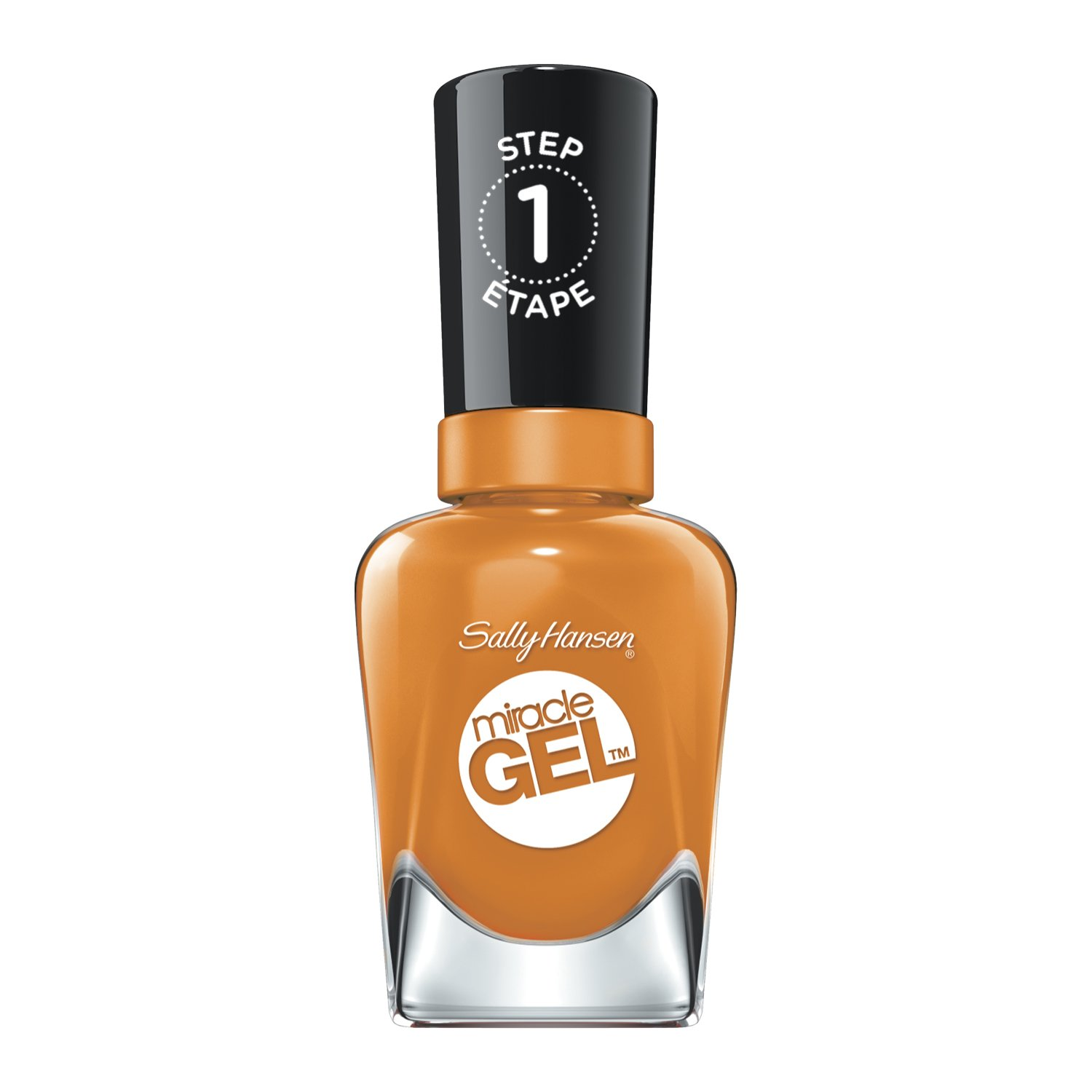 Sally Hansen Miracle Gel, Short Cir-Cute, 0.5 Ounce
