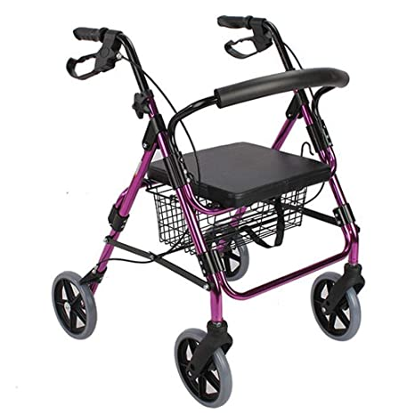 Amazon.com: YXNZ - Andador plegable de aluminio para ...